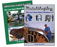 METALSHAPING: THE LOST SHEET METAL MACHINES