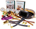 4130 & Steel Gas Welding Deluxe Kit