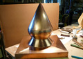 Making A Copper Finial