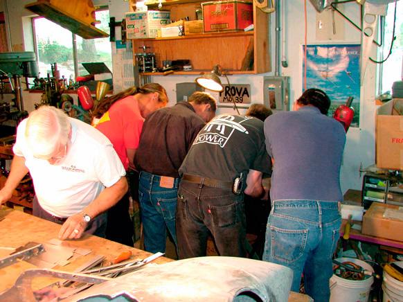 Metalworking Fundamentals Workshop Class Tm Shop Nevada