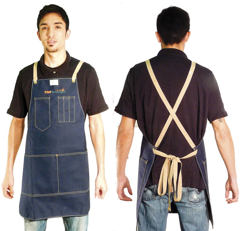 TM Tech Shop Apron