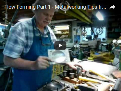 Flow Forming Part 1 - Metalworking Tips from TM Tech