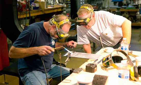 Pushing The Limits With The Oxy Acetylene Workshop Tm