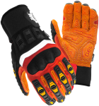 DM Hybrid Anti-Vibration Gloves  - Size_ L