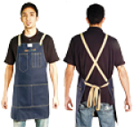 "Shop Apron 29"" Length"